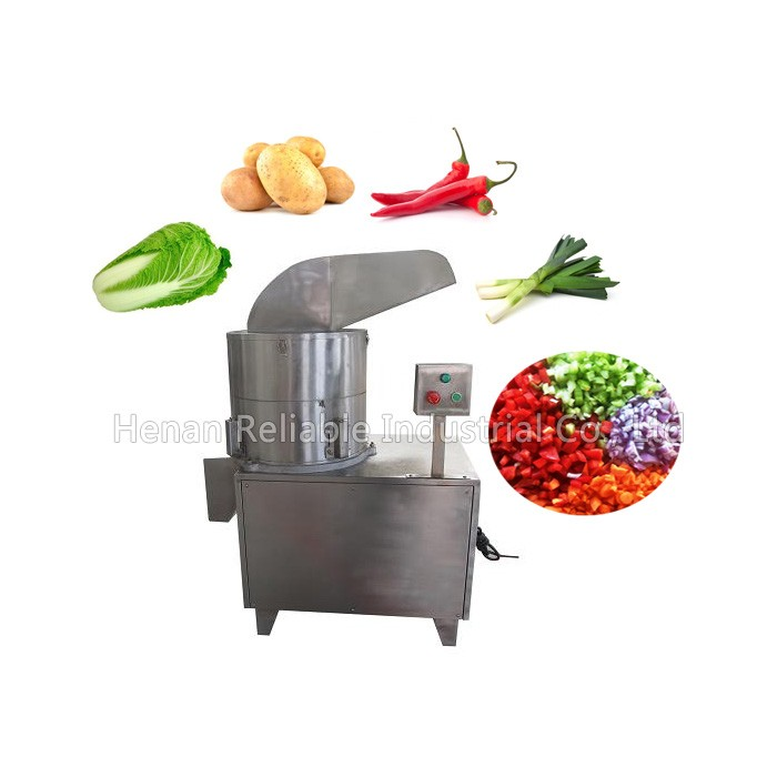 Fruit and Vegetable Granulate Cutting Machine